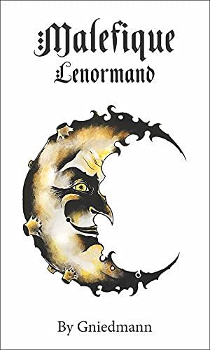 マレフィク ルノルマン Malefique Lenormand 占い ルノルマンカード [正規品] 英語のみ