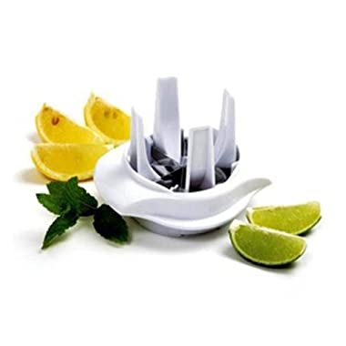 Norpro Lemon/Lime Slicer, White