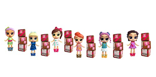 Boxy Girls Bundle Mini Doll 6pk (1ea Girl)