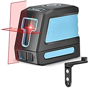 3 IN 1 LEVEL LASER WITH HIGH PRECISION AND VISIBILITY - Are you still worried about the horizontal and vertical lines of picture hanging, construction,or decoration?Tavool T series laser level with 3-beam vertical, horizontal and cross line laser tak...