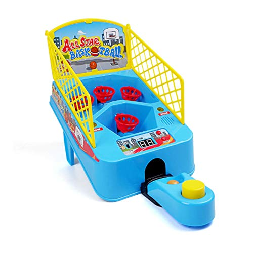 Children's speeltafel basketbalwedstrijd ouder-kind interactie Indoor Launcher Music Toy
