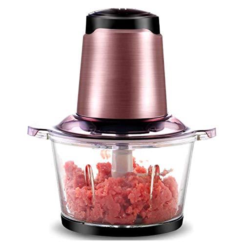 Meat Grinder Déchiqueteuse multifonctionnelle entièrement Automatique de Grande capacité de déchiqueteuse de Viande de capacité