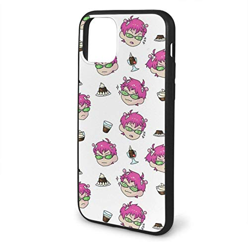 K Saiki Anti- Arañazos Protective Cajas del Teléfono iPhone 12/11 Pro MAX 12 Mini SE X/XS MAX XR 8 7 6 6s Plus Funda