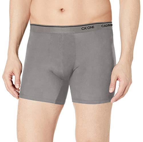 Calvin Klein CK One - Calzoncillos para Hombre, Gris (Grey Sky), X-Large