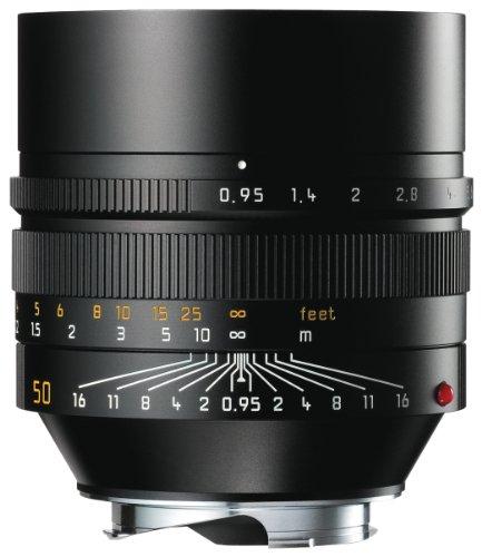 Leica 50 mm / 0,95 NOCTILUX-M Objektiv (Leica M-Anschluss)