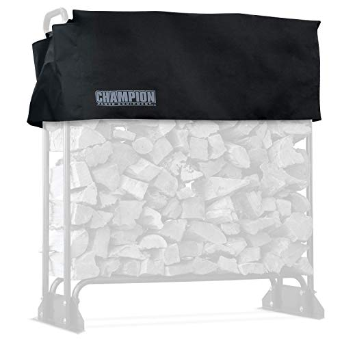 Champion Cubierta para Estante de leña de 100 cm