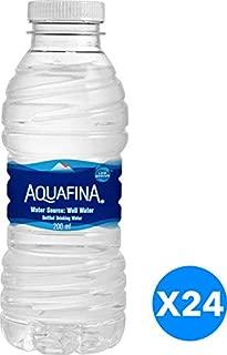 Aquafina Bottled Drinking Water, 24 x 200 ml
