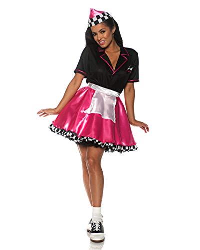 Disfraz de Coche Hop Girl Rosa XL