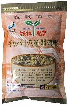 OSK 活性発芽ギャバ十八種雑穀飯 400g