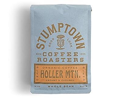 Stumptown Coffee Roasters Holler Mountain Whole Bean Organic Coffee, 12 oz