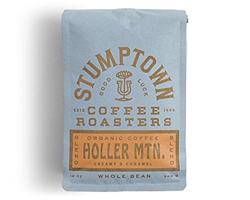 Stumptown Coffee Roasters Holler Mountain Whole Bean Organic Coffee, 12 oz
