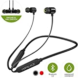 Best Bluetooth Headset For Working Outs - Wireless Bluetooth Headphones 4.2 Magnetic IPx6 Sweatproof Noise Review