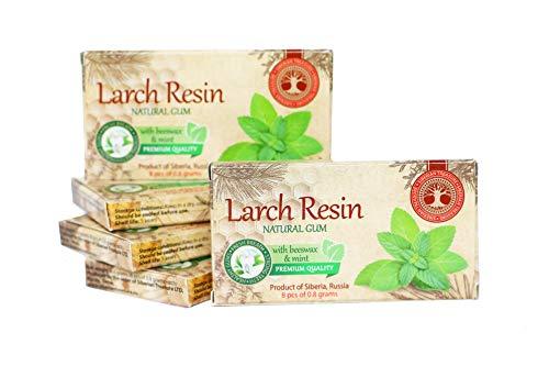larch resin - 1