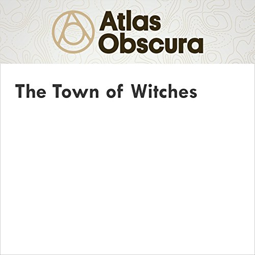 The Town of Witches audiobook cover art