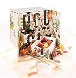 Francois Doucet Garden of Specialties Caja de degustación de pasta de frutas y frutos secos...