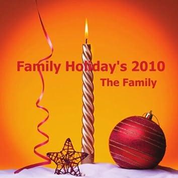 Family Holiday's 2010