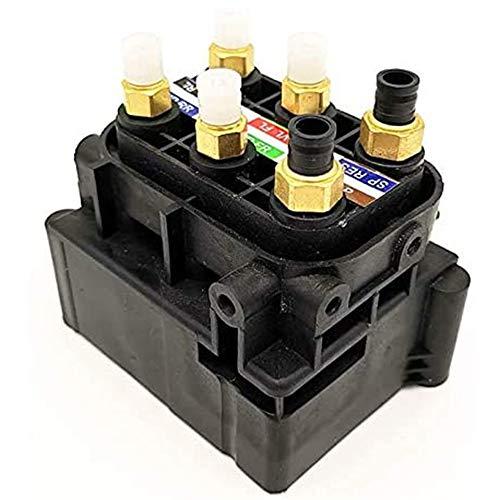 LLHAI Luftfederung Ventilsteuereinheit Kompatibel mit A6 A8 Bentley Mulsanne 4G0616005C 4H0616013A Autokomponenten-Ersatz