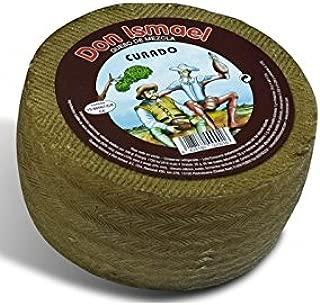 Queso curado Don Ismael 150 dias elaborado con 3 leches, 3 kg
