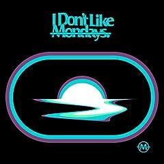 I Don't Like Mondays.「地上を夢見る魚」のCDジャケット
