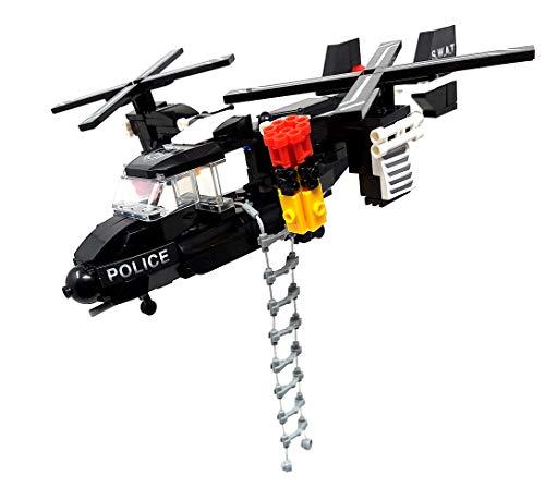 Bloques de construcción de avión V-22 Osprey bloques de construcción SWAT