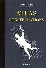 Atlas des constellations de Susanna Hislop