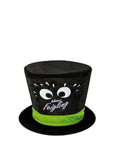 Kleiner Feigling - Hut mit leuchtenden & blinkenden Augen