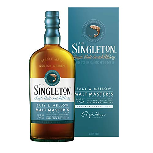 Singleton of Dufftown Malt Master's Selection Whisky, 0.7 l
