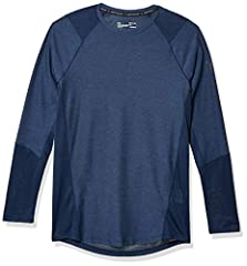 Under Armour Camiseta Manga Larga Hombre Mk1 Azul Marino
