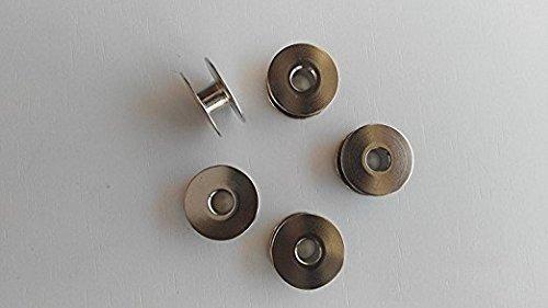 Pack 5 CANILLAS METALICAS para Sigma 2000, 2002 y Sigma 2000NS