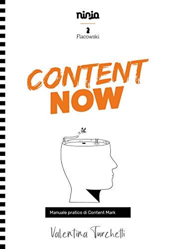 Content now. Manuale pratico di content marketing