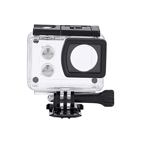 Beisha Estuche de Carcasa, Estuche de Buceo Impermeable para Carcasa subacuática para S-JCAM SJ7 Star Sport Action Camera