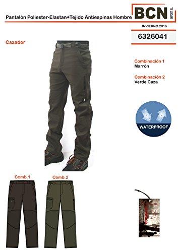 NEWWOOD Pantalon Caza BCN Marron (Marron, 40)