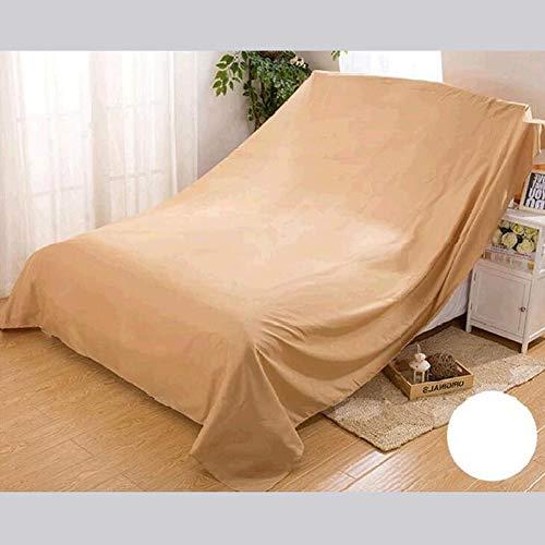 Bed stof meubilair mouw fleece ademende meeldauw dekking bed bankmeubilair ingesteld stoffering afneembaar deksel 350 * 240cm,p,350 * 240cm