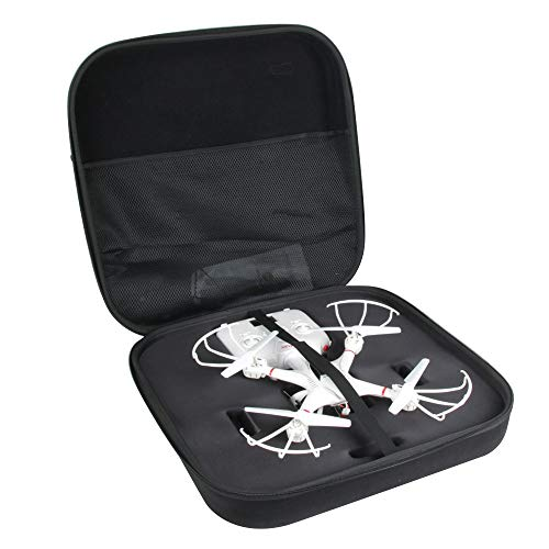 Hermitshell Hard Travel Case for Holy Stone HS200 / DBPOWER X400W FPV RC Quadcopter Drone