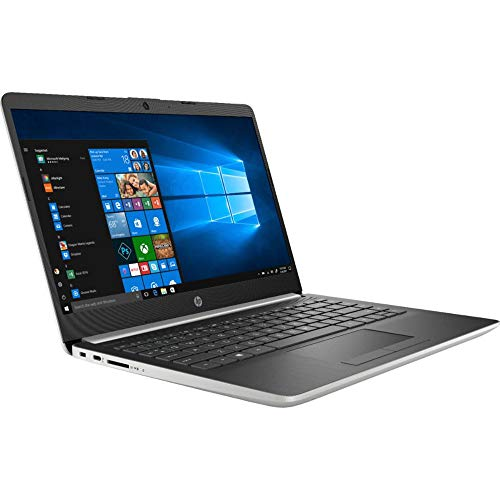 HP 14' Touchscreen Home and Business Laptop Ryzen 3-3200U, 8GB RAM, 512GB M.2 SSD, Dual-Core up to 3.50 GHz, Vega 3 Graphics, RJ-45, USB-C, 4K Output HDMI, Bluetooth, Webcam, 1366x768, Win 10