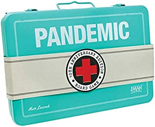 Pandemic 10th Anniversary Edition Board Game