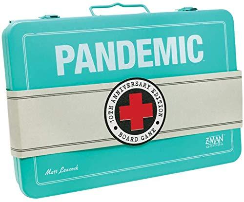 Juego de mesa Pandemic , color/modelo surtido