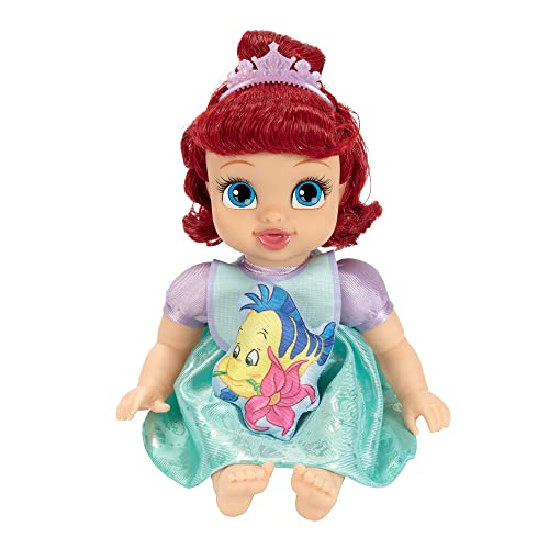 Disney Princess Ariel Baby Doll Deluxe with Carrier & Accessories