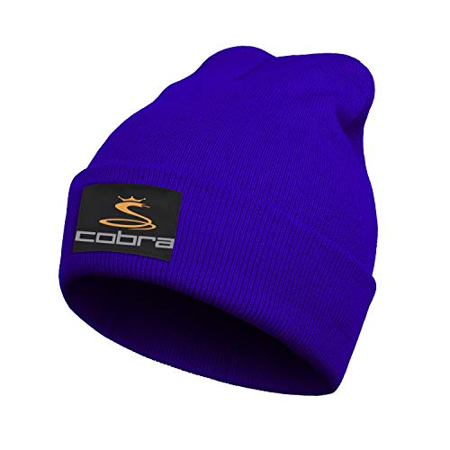 Ande Mours Unisex Adults School Cuffed Golf Skull Cap Relaxed Fit Knitting Beanies