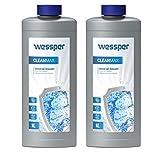 Wessper 2l Descalcificador para cafetera - Compatible con Marcas Delonghi, Dolce Gusto, Nespresso, Senseo
