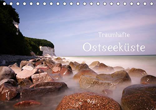 Traumhafte Ostseeküste (Tischkalender 2021 DIN A5 quer)