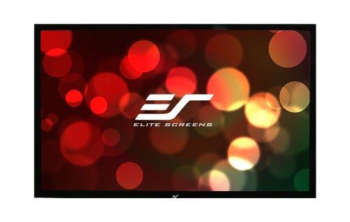 Elite Screens ezFrame 100' 16:9 Color Blanco Pantalla de proyección -...