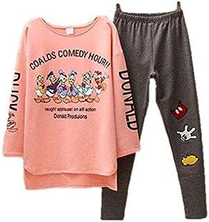 Donald Duck Pajama For Women