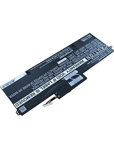 Batterie pour ACER ASPIRE S3-392G, 7.5V, 6060mAh, Li-Pol