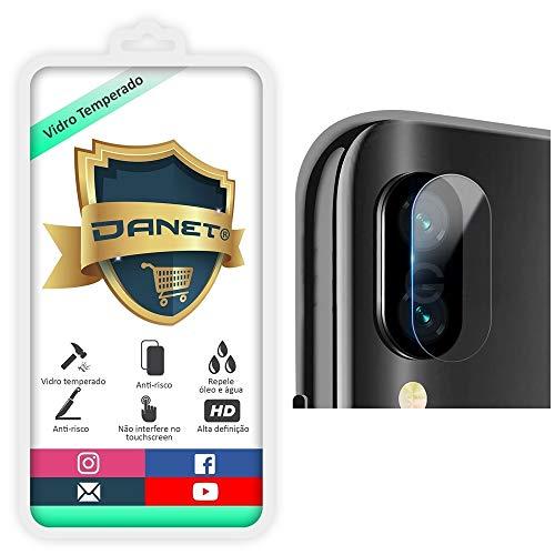 Película De Vidro Temperado Para Câmera Motorola Moto One Vision Tela De 6.3Polegadas Proteção Da Lente Blindada Anti Impacto Top Premium - Danet