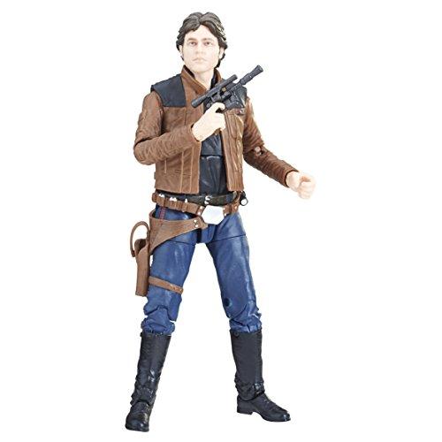 Star Wars - Han Solo Figure 15 Cm (Hasbro E1200ES0)