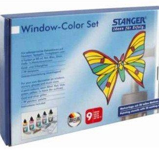 Stanger Window Color