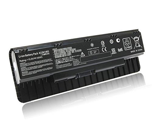 A32NI405 10.8V 56Wh New Laptop Battery for ASUS G551 G58JK G771 G771JK G771JM G551JK G551JM N551 N751 GL551 GL771 GL551JM GL551JM-DH71 Series -12 Months Warranty