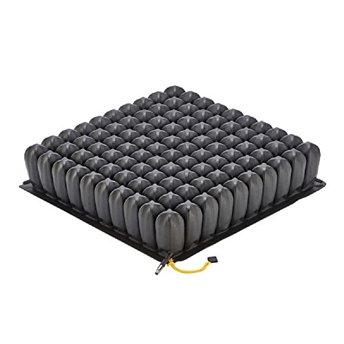 ROHO High Profile Single Valve Seating and Positioning Wheelchair Seat Cushion 1R119C (20-21 x 16-17)