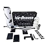 Kit Skate Birdhouse: Component Kit 5.25 Silver/Black